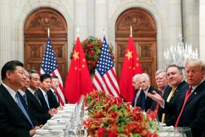 Ông Trump không biết vụ bắt sếp Huawei khi 'đình chiến' thương mại với Trung Quốc