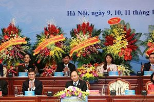 Thủ tướng dự phiên trọng thể Đại hội Hội Sinh viên Việt Nam lần thứ X