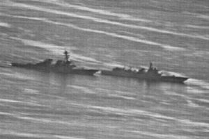 Quan chức Trung Quốc đòi 'đâm tàu Mỹ' ở Biển Đông