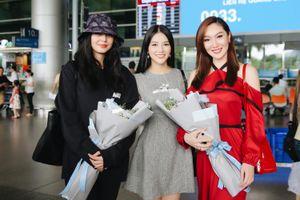 Mặc tin đồn vô ơn, Phương Khánh rạng rỡ đón 'Miss Earth 2017' đến Việt Nam