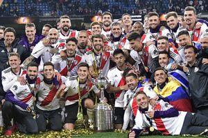 River Plate lội ngược dòng kịch tính trước Boca Juniors để đăng quang Copa Libertadores 2018