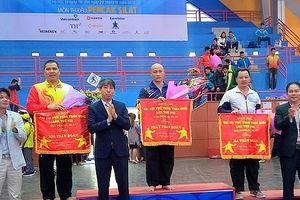 Hà Nội giành vị trí Nhất toàn đoàn tại Đại hội Thể thao toàn quốc 2018
