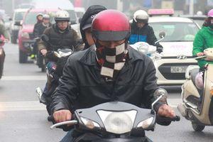 Không khí lạnh tăng cường, Hà Nội mưa rét đậm 12 độ