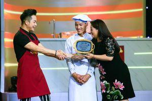Quách Tuấn Du lần đầu thi nấu ăn trong Đấu Trường Ẩm Thực