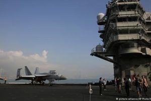 TQ có khả năng đối trọng hải quân Mỹ ở Thái Bình Dương?