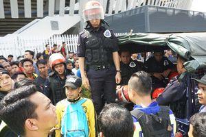 Gần 1.000 cảnh sát làm nhiệm vụ chung kết lượt đi AFF Cup 2018