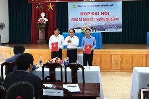 Đà Nẵng: Chính thức 'thay máu' lãnh đạo Công ty CP Môi trường đô thị
