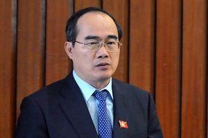 Ông Nguyễn Thiện Nhân: Tổng Bí thư tin cậy Đảng bộ TP xử lý tốt vấn đề Thủ Thiêm