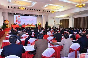 Trọng thể phiên khai mạc kỳ họp thứ 8, HĐND tỉnh khóa XVII, nhiệm kỳ 2016 - 2021