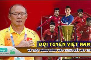Đường đến trận chung kết AFF Cup 2018 của ĐT Việt Nam