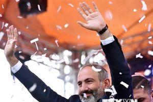 Bầu cử Armenia: Liên minh của quyền Thủ tướng Pashinyan chiến thắng