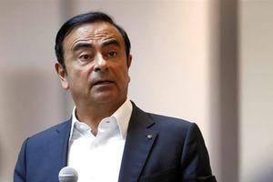Nhật Bản phát lệnh bắt mới đối với cựu Chủ tịch Nissan Carlos Ghosn