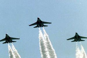 Ấn Độ-Nga tập trận không quân chung nhằm tăng khả năng phối hợp