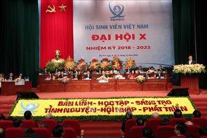 6 chủ đề trọng tâm của Hội Sinh viên Việt Nam nhiệm kỳ mới