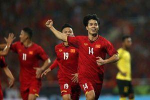 Chuyên gia bóng đá Lê Thế Thọ: Công Phượng phù hợp với vị trí cầu thủ dự bị số 1 của đội tuyển Việt Nam