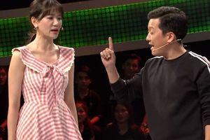 Hari Won đùng đùng bỏ về, dọa mách Trấn Thành vì bị Trường Giang chèn ép