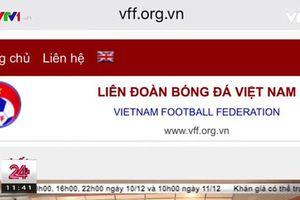 Trang chủ của VFF có thể bị hacker tấn công