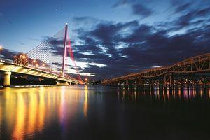 Những chiếc cầu trên sông Hàn
