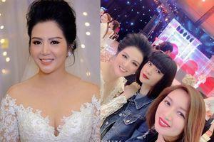 Dàn sao Việt dự đám cưới ca sĩ Đinh Hiền Anh