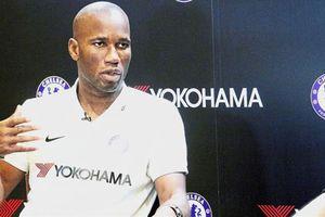 Drogba cực khéo khi dự đoán kết quả chung kết AFF Cup 2018
