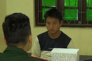Điện Biên: Bắt giữ đối tượng vận chuyển bốn bánh ma túy từ Trung Quốc về Việt Nam
