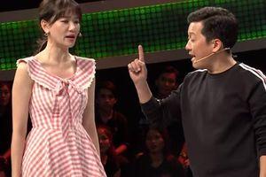 Chuyện lạ đời: Hari Won bị 'cà khịa' đến nỗi phải bỏ về khi đang ghi hình, fan lại bênh vực Trường Giang