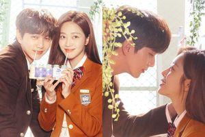 Tối nay 'My Strange Hero' lên sóng, ngắm nhìn loạt ảnh đẹp lung linh của Yoo Seung Ho và Jo Bo Ah