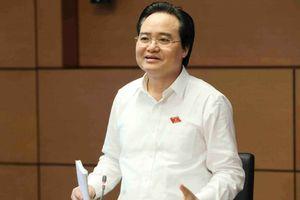 Bộ trưởng Phùng Xuân Nhạ: Chương trình dạy tiếng Anh sẽ rẻ, dễ và chất lượng