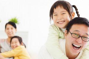 Kết quả viên mãn sau hơn 10 năm vun đắp hạnh phúc gia đình