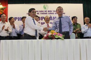Phiên họp lần thứ 12 và Lễ chuyển giao chức vụ Chủ tịch Ủy ban BVMT sông Đồng Nai