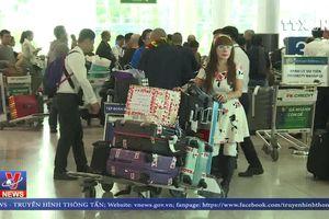 TPHCM đón khách quốc tế thứ 7 triệu