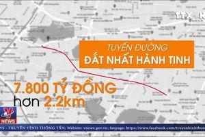 Yêu cầu Hà Nội báo cáo về Dự án đường đắt nhất hành tinh