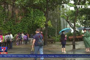 Du lịch Đà Nẵng bị ảnh hưởng vì mưa ngập
