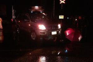 Nghệ An: Va chạm với xe biển nước ngoài, nam thanh niên tử vong tại chỗ