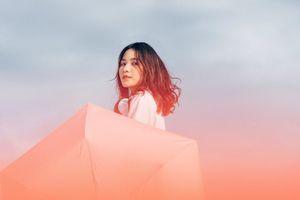 Cô mẫu teen cao 1m55 lại gây thương nhớ với bộ ảnh 'Tuổi hồng thanh xuân'