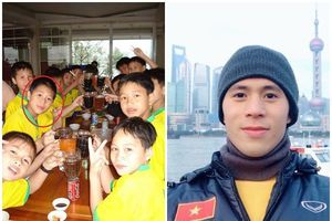 Việt Nam vô địch AFF Cup 2008, lúc đó những cái tên như Quang Hải ở đâu