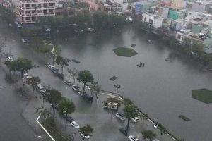 Đài Khí tượng thủy văn Trung Trung bộ cảnh báo về mưa lũ Miền Trung