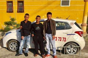 Hà Tĩnh: Điều tra 3 đối tượng chuyên đi xe taxi sử dụng súng tự chế trộm chó