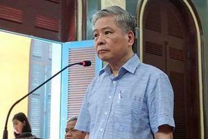 Nguyên Phó thống đốc Đặng Thanh Bình được hưởng án treo vì áp dụng Luật Người cao tuổi
