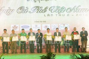Ngày Cà phê Việt Nam lần thứ 2: Quảng bá, tôn vinh giá trị và hình ảnh cà phê Việt