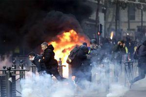 Biểu tình 'áo vàng': Thảm họa với nền kinh tế Pháp