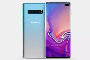 Rò rỉ thông tin Samsung Galaxy S10 Plus
