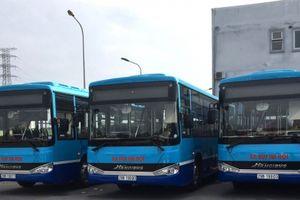 Transerco thay thế phương tiện trên nhiều tuyến buýt