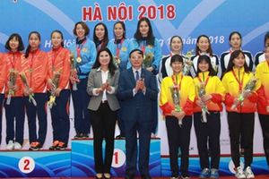 Khẳng định vị thế trong làng thể thao Việt Nam