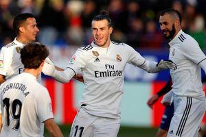 Toàn cảnh Huesca 0 – 1 Real: Kền kền trắng nhọc nhằn trở lại top 4