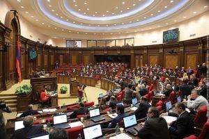 Đảng thân Nga chiến thắng vang dội trong bầu cử Quốc hội Armenia