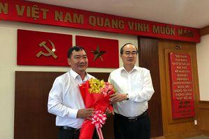 Bí thư Nguyễn Thiện Nhân: 'Đã đến lúc giải quyết dứt điểm vấn đề Thủ Thiêm'