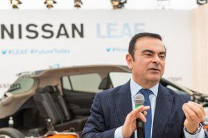 Nhật Bản phát lệnh bắt mới đối với cựu Chủ tịch Nissan đang bị tạm giam