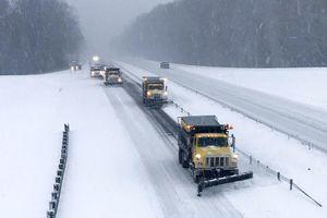 Mỹ: Bão tuyết khiến 200.000 hộ dân mất điện