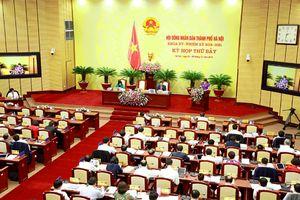 Nghị quyết về kế hoạch phát triển KT-XH năm 2019 của TP Hà Nội